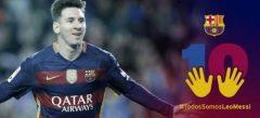 Somos Messi